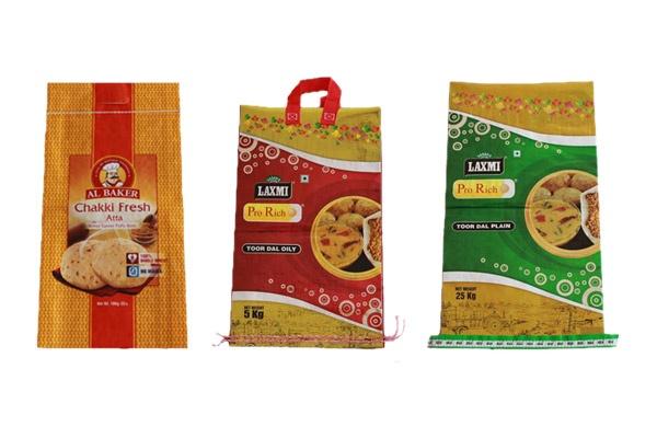 PP Woven Non-Woven Laminated Bags