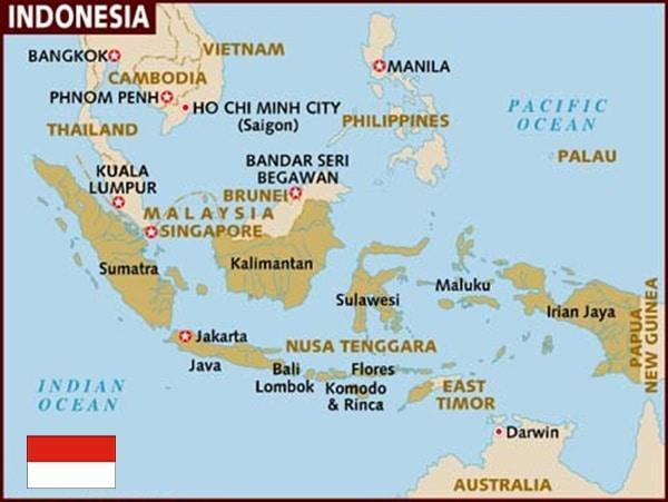 Indonesia - Black LD Garbage Bags