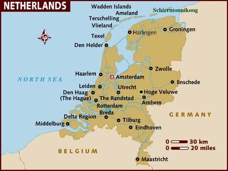 Netherlands, PE Tarpaulins Covers Rolls