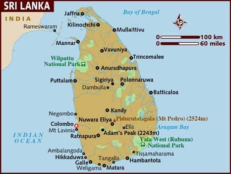 polypropylene woven bags Exporter in Sri Lanka