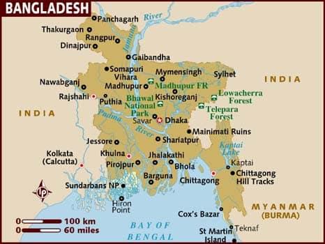 PP Laminated Shopping Bags in Bangladesh