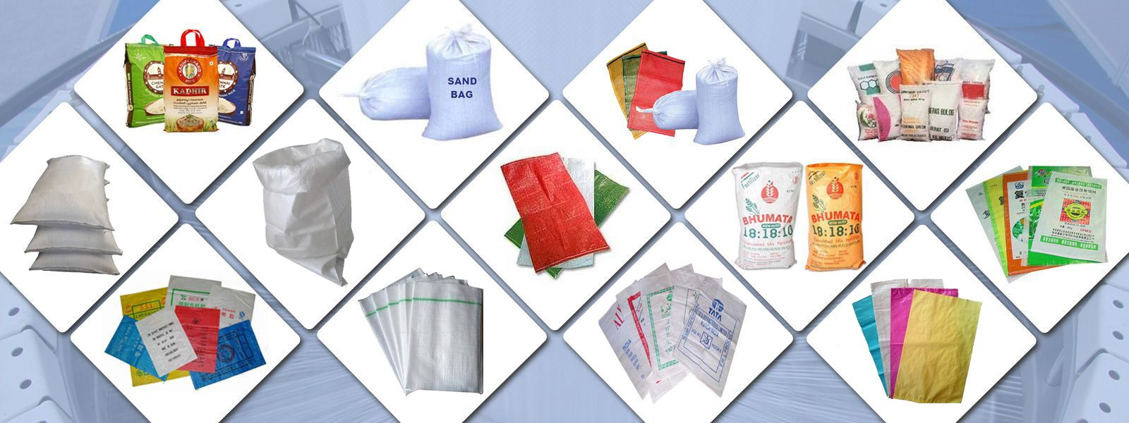 Paper Laminated PP Woven Bags